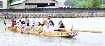 ぺーロン船